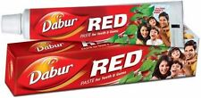 Dabur Red Tooth Paste Ayurveda Toothpaste 4 x 100 gm each pack