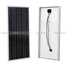 100W Solar Panel for Home Boat Power 12V Battery Charger,Sell at a Good Price US