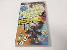 LITTLE BIG PLANET EDICION ESPECIAL . Pal España...Envio Certificado..Paypal