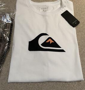 NEW Quiksilver Men T-shirt Size L