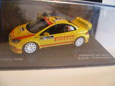 PEUGEOT 307 WRC de RALLYE D'ARGENTINE de 2006 ~  NEUF