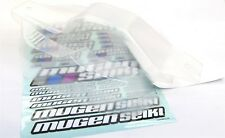 MBX8 CLEAR BODY shell cover & Window Mask E1071 requires painting MUGEN E2021
