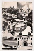 dax   vue générale ,cathédrale ,fontaine d'eau chaude,hôtel splendid