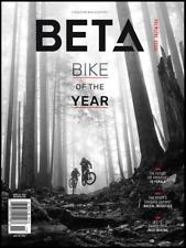 BETA MAGAZINE   PREMIERE ISSUE, JUNE 2021   BIKE OF THE YEAR