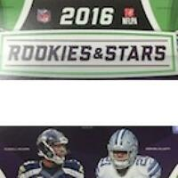 2016 Panini Rookie and Stars NFL Football Trading Cards Pick From List 1200