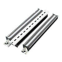 15pcs 63A 600V 12-Position Wire Connector Barrier Terminal Strip Block
