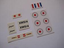 Hanomag Tank Stickers B2G1F Dinky 694