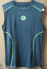 U24:New Athletic Shirt Gym Shirt for Men-Large-Ash Gray
