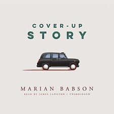 Cover-Up Story by Marian Babson CD 2015 unabridged