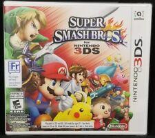 Super Smash Bros Brothers Nintendo 3DS NEW