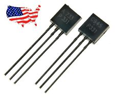 ' 2SA733 -P & 2SC945 -P - 10 Pair  NEC To-92 Transistors - from USA