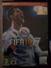 FIFA 18 STANDARD EDITION PC CON DLC PREORDER. Contattatemi