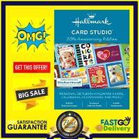 Hallmark card studio 2020 Deluxe 🔓 Lifetime Activation ✅ Instant Delivery