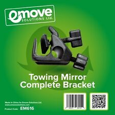 Spare Fixing Bracket Clamp for Universal Caravan Towing Mirror EM616