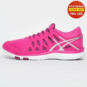 Asics Gel-Fit Tempo Womens Running Shoes Fitness Training Gym Trainers Purple