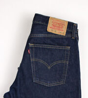 Levi's Strauss & Co Hommes 521 02 Slim Jeans Jambe Droite Taille W36 L36 ASZ365