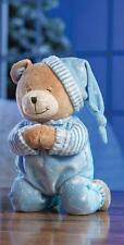 11 Inch Blue Plush Praying Teddy Bear Stuffed Plush Animal New