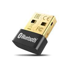 Nano USB Bluetooth 4.0 Adapter for PC, Laptop, Desktop Computer, Long Range