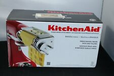 KitchenAid Model KRAV Stand Mixer Ravioli Maker Attachment, NEW!