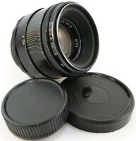 ⭐SERVICED⭐ HELIOS 44-2 58mm f/2 Russian Lens M42 + Adapter Fujifilm X Mount FX
