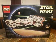 LEGO STAR WARS REBEL BLOCKADE RUNNER TANTIVE IV 10019 UCS NEW SEALED COLOR BOX