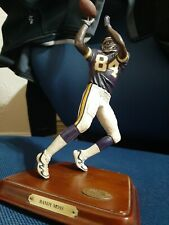 Danbury Mint Minnesota Vikings Randy Moss Figurine