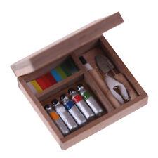 Boîte d'alimentation de peinture de pigment bobines miniature poupée 9H