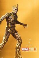 Art Avengers infinity War Movie Poster 20x30 24x36 10 Years Marvel Comics P1556