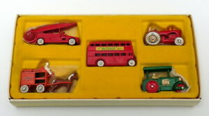 Matchbox Small Scale 30141 - 5 Piece Model Commemorative Pack