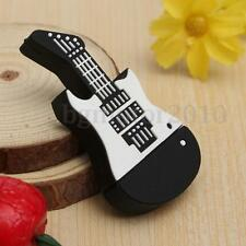 32GB 32G Electric Guitar Model USB2.0 Flash Drive Memory Stick Storage Thumb Pen