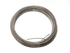* 20 M Rotolo di filo zincato GIARDINO RECINZIONE 2 mm (10x) ogni rotolo pesa 500 G
