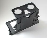 OWL Stereoscope 3d Viewer by Brian May - brilliant design, folds flat