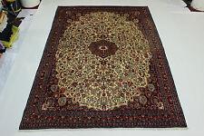 Sherkat ROSES bidjari très fine PERSAN TAPIS tapis d'Orient 3,91 x 2,84