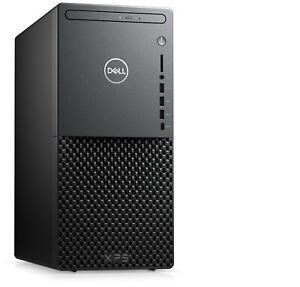 Latest Dell XPS 8940 Desktop 11th Gen Core i7-11700 16GB RAM 512GB SSD + 1TB HDD