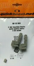 Quickboost 1/32 F-15E Eagle ejection seat for Tamiya # 32031