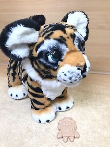 FurReal Tyler Interactive Tiger 🐯 Toy In Excellent Condition.