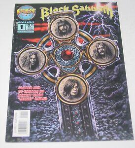 Black Sabbath Malibu Rock It Comic  NM 1st printing 1994 Heavy Metal Hard Rock