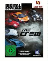 The Crew Uplay Download Key Digital Code [DE] [EU] PC