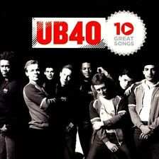 10 Great Songs by UB40 (CD-2012, Virgin) BRAND NEW SEALED! FREE SHIPPING!