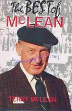 """THE BEST OF McLEAN"" RUGBY BOOK TERRY McLEAN"