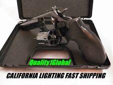 "NEW HEAVY METAL 4.5"" MOVIE PROP Pistol Replica Hand Gun Training MAGNUM COLT 9"