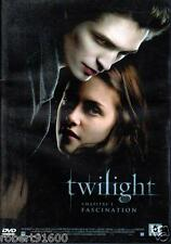 D.V.D./..TWILIGHT..CHAPITRE 1 FASCINATION../.Kristen Stewart...Robert Pattinson