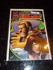 HARDCASE Comic - (ULTRAVERSE) - No 10 - Date 03/1994 - Malibu Comics