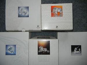 Swarovski Jahresfigur EINZELVERKAUF Löwe Einhorn Drache Pegasus auch signiert