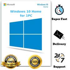 Microsoft Windows 10 Home 32/64 bit ESD Licenza ✔ Originale ✔ Versione Completa
