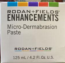 Rodan + Fields ENHANCEMENTS Micro Dermabrasion Paste Jar 4.2 oz NEW UNOPENED