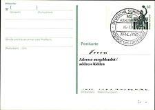 Dt. Schiffspost Stempel Schiff MS KAHLENBERG TR-Linie Rostock - Trelleborg 1992