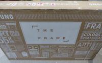 "SAMSUNG THE FRAME 55"" UN55LS03NAFX2A FA01 4K 3840X2160 LED TV"
