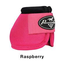 Raspbery Professional's Choice Ballistic Overreach Bell Boots Medium M Pro Prof