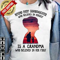Granddaughter and Grandma - Family 10 shirt